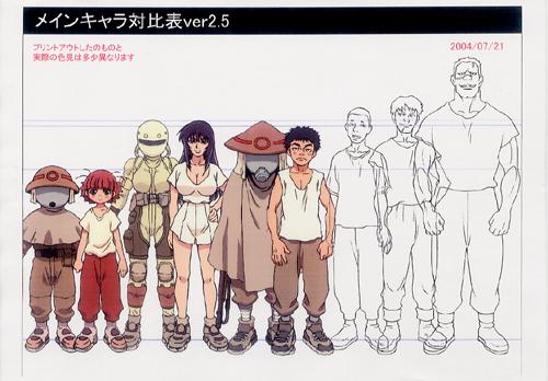 Desert Punk [ Usune Masatoshi ] Sunabozu001