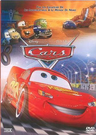 programmes TV Disney hors chaine Disney - Page 2 Cars_dvdfr