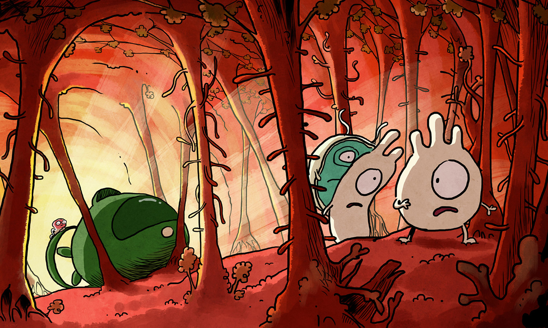Cartoon Movie 2017 : retour à chaud (festival de projets de