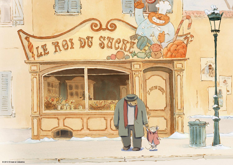 Ernest et Célestine - Home | Facebook