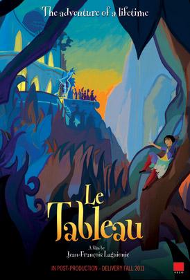 Le Tableau : premières images et premier teaser (nouveau long-métrage de Jean-François Laguionie ...