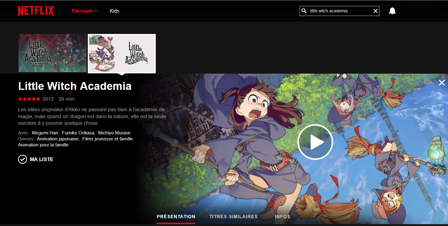 how to put anime in english on netflix