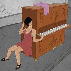 Piano (court-métrage de Kaspar Jancis)