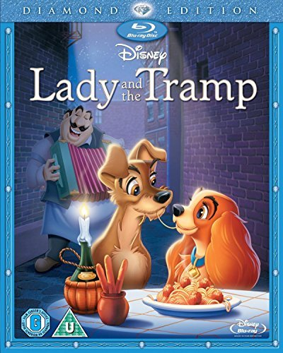 Catsuka Shopping Lady And The Tramp Blu Ray Uk Import